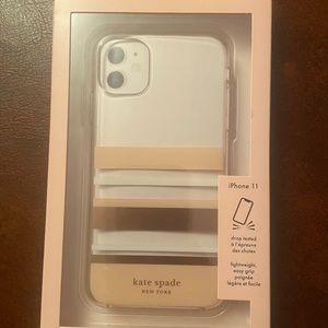 iPhone 11 Kate Spade Case✨